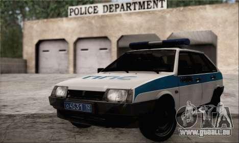 VAZ 2109 PPP pour GTA San Andreas