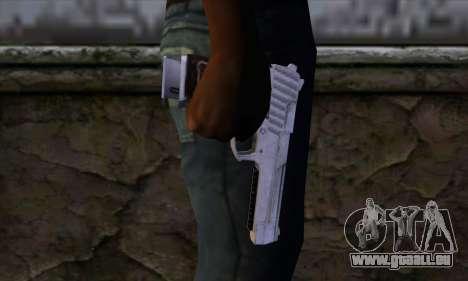 Pistol 50 from GTA 5 für GTA San Andreas dritten Screenshot