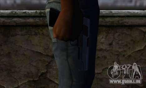 New Colt45 pour GTA San Andreas troisième écran