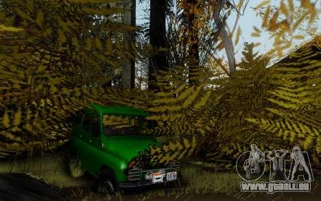 Track für off-road-3.0 für GTA San Andreas achten Screenshot