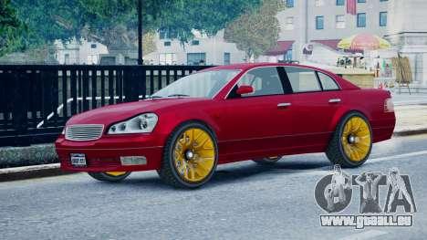 Intruder Sport für GTA 4