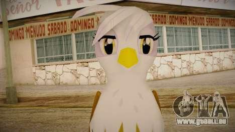 Gilda from My Little Pony für GTA San Andreas dritten Screenshot
