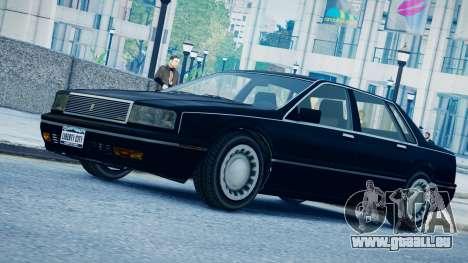 Primo Continental für GTA 4