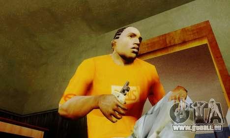 Weapon pack from CODMW2 für GTA San Andreas siebten Screenshot