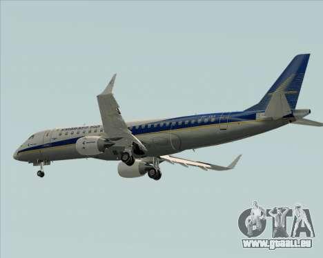 Embraer E-190-200LR House Livery pour GTA San Andreas