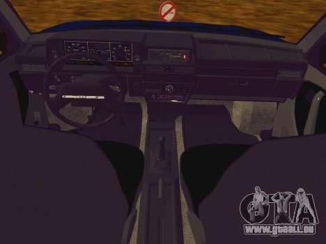 La VAZ-2109 Immobilier pour GTA San Andreas vue de droite