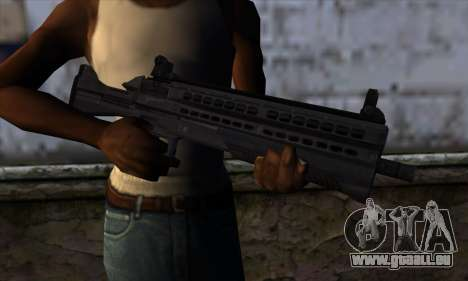 Combat Shotgun from State of Decay für GTA San Andreas dritten Screenshot