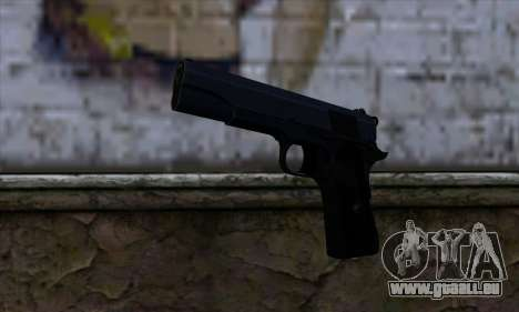 New Colt45 für GTA San Andreas