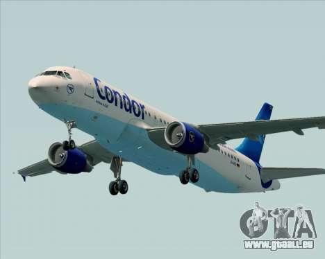Airbus A320-200 Condor für GTA San Andreas Motor