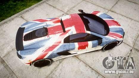 McLaren 650S Spider 2014 [EPM] v2.0 UK pour GTA 4 est un droit