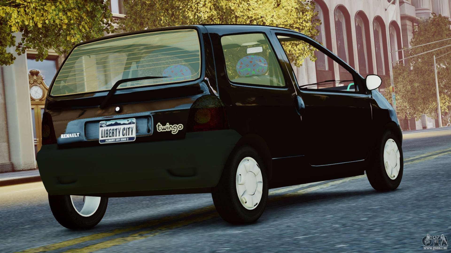renault twingo i 1 pour gta 4. Black Bedroom Furniture Sets. Home Design Ideas