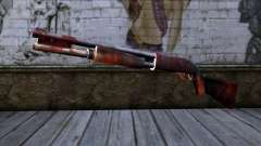 Chromegun v2 Apokalypse färben