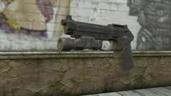 M9A1 from COD: Ghosts