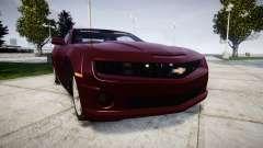 Chevrolet Camaro SS [ELS] Unmarked runners