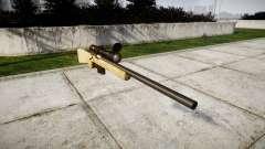 Sniper rifle mit HQ-Texturen