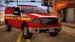 Ford F150 Fire Department Utility 2005 für GTA San Andreas