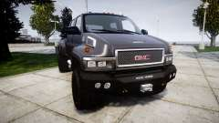 GMC C4500 TopKick 2007 Ironhide pour GTA 4