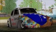 Volkswagen Beetle Bosnia Stance Nation für GTA San Andreas