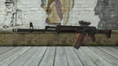 AEK from Battlefield 4