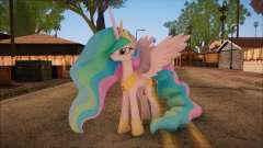 Celestia from My Little Pony