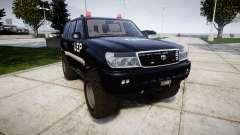 Toyota Land Cruiser 100 UEP [ELS]