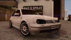 Volkswagen Golf Mk4 GTI für GTA San Andreas