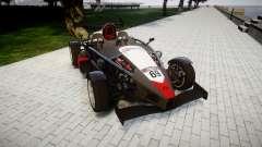 Ariel Atom V8 2010 [RIV] v1.1 Garton Racing Team
