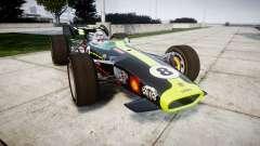 Lotus 49 1967 black