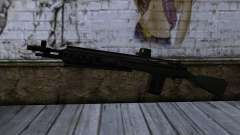 Rifle from State of Decay für GTA San Andreas