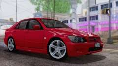 Toyota Altezza (RS200) 2004 (IVF) für GTA San Andreas