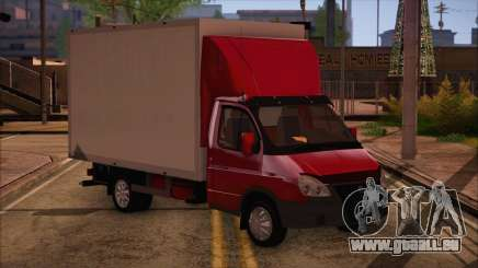 GAZel 3302 D'Affaires pour GTA San Andreas