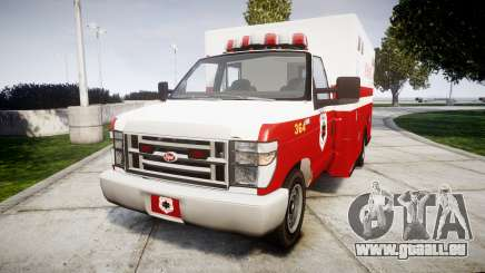 Vapid V-240 Ambulance für GTA 4
