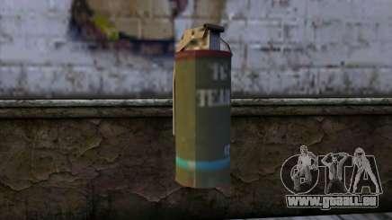 Smoke Grenade from GTA 5 pour GTA San Andreas