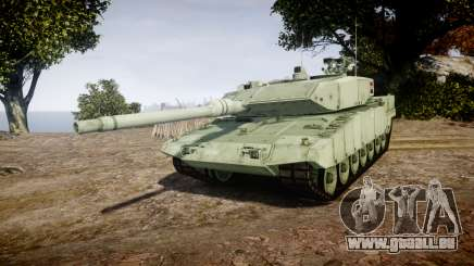 Leopard 2A7 AT Green für GTA 4