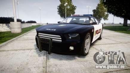 Bravado Buffalo Police LCPD für GTA 4