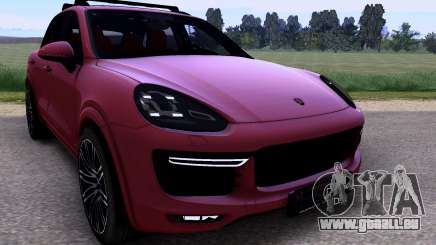 Porsche Cayenne Turbo S GTS 2015 pour GTA San Andreas