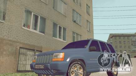 Jeep Grand Cherokee ZJ pour GTA San Andreas