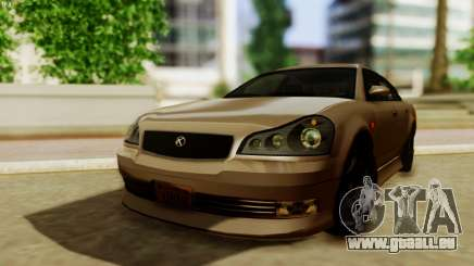 GTA 5 Intruder Tuning Bumpers pour GTA San Andreas