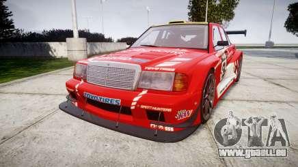 Mercedes-Benz 190E Evo II GT3 PJ 3 für GTA 4
