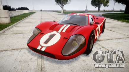 Ford GT40 Mark IV 1967 PJ 1 für GTA 4