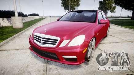 Mercedes-Benz E63 AMG pour GTA 4