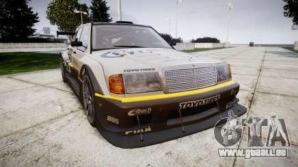 Mercedes-Benz 190E Evo II GT3 PJ 4 für GTA 4