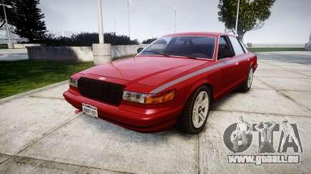 Vapid Stanier Rims Minivan pour GTA 4