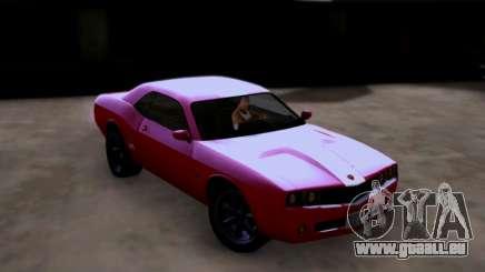 Bravado Gauntlet GTA 5 pour GTA San Andreas