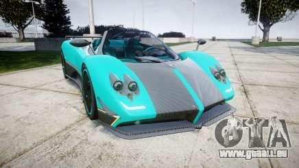 Pagani Zonda Uno für GTA 4