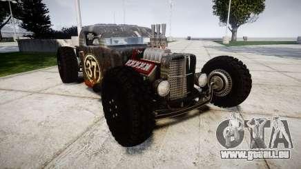 Dumont Type 47 Rat Rod PJ1 pour GTA 4