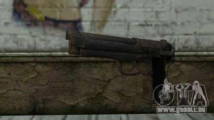 Colt From Into The Dead für GTA San Andreas