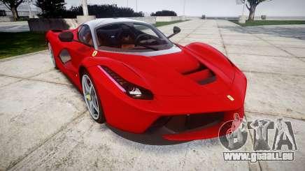 Ferrari LaFerrari pour GTA 4