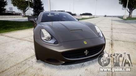 Ferrari California [EPM] v1.5 pour GTA 4
