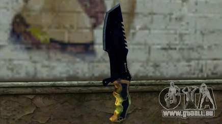Knife from COD: Ghosts v1 für GTA San Andreas